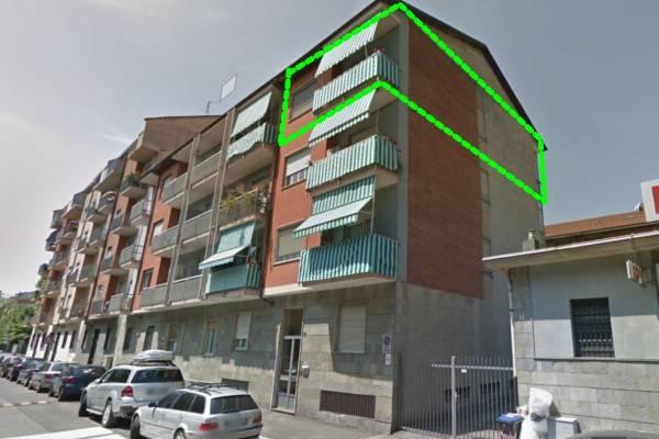 Foto 1 di Trilocale via Ozieri 10, Torino