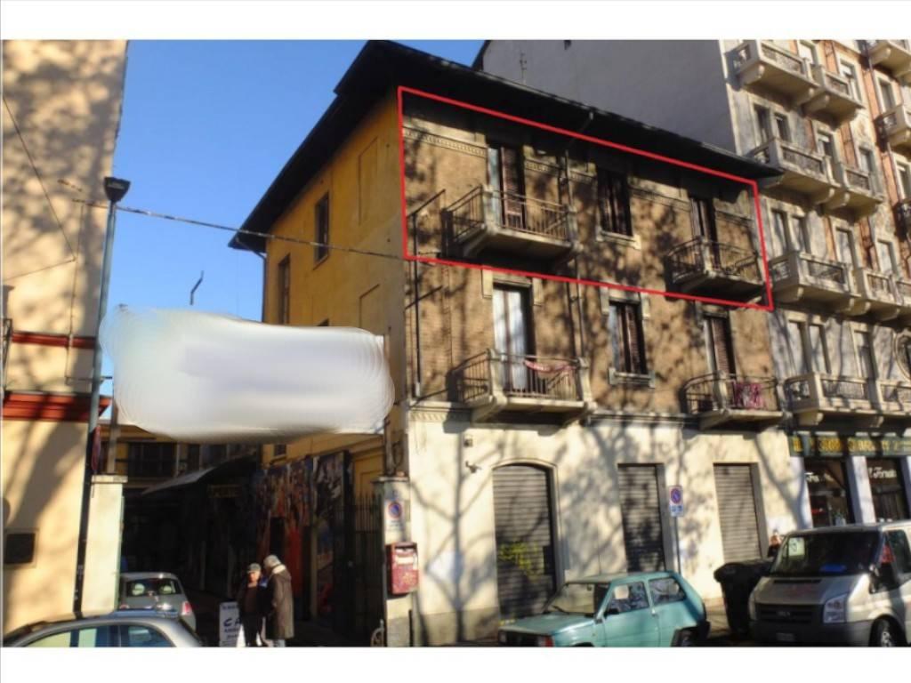 Foto 1 di Quadrilocale corso Regina Margherita 120, Torino