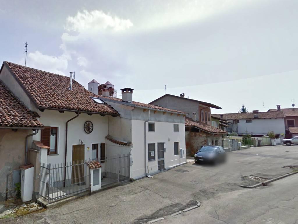Foto 1 di Casa indipendente via Vittorio Emanuele II 47, Cercenasco
